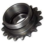SMC Vortex RED Clutch Sprocket