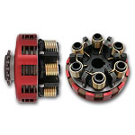 SMC Vortex Red 3 Disc Clutch